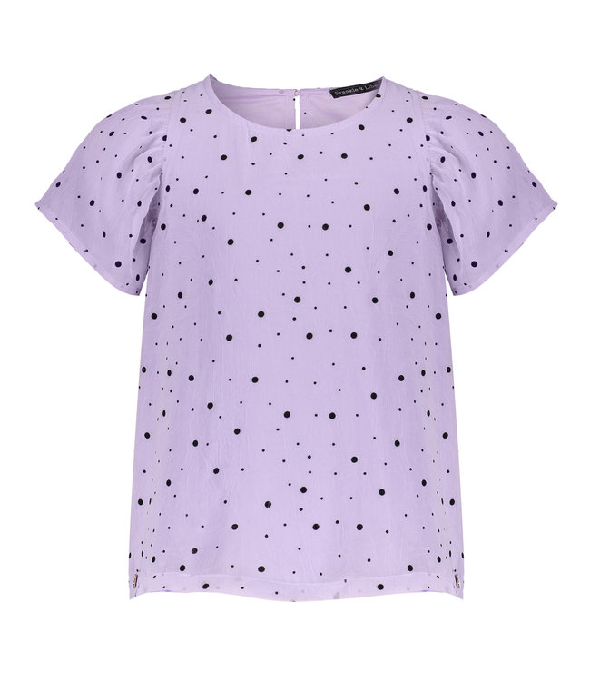 Sterre Blouse - lilac