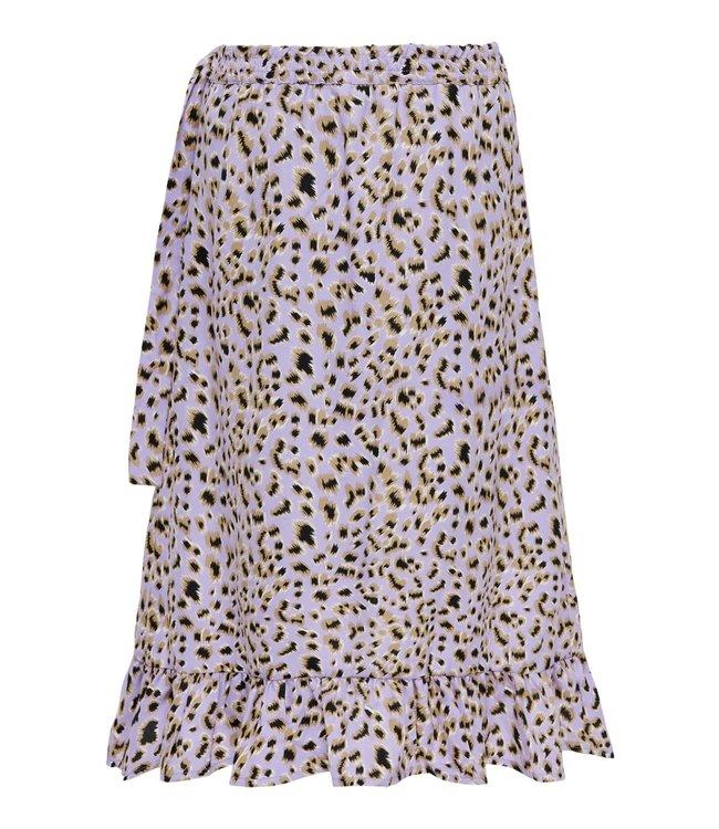 KONLINO long skirt 15238002 - lavender