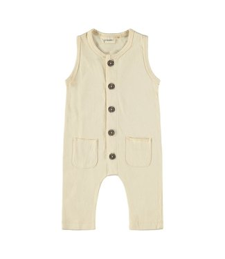 Lil Atelier NBMSTORM Suit 13192051 - Semolina