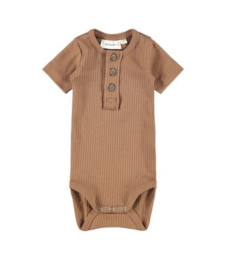 Lil Atelier NBMISAK Body s/s 13192078 - Partridge
