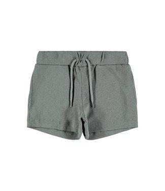 name it NMMHUXI shorts 13191445 - Castor Gray