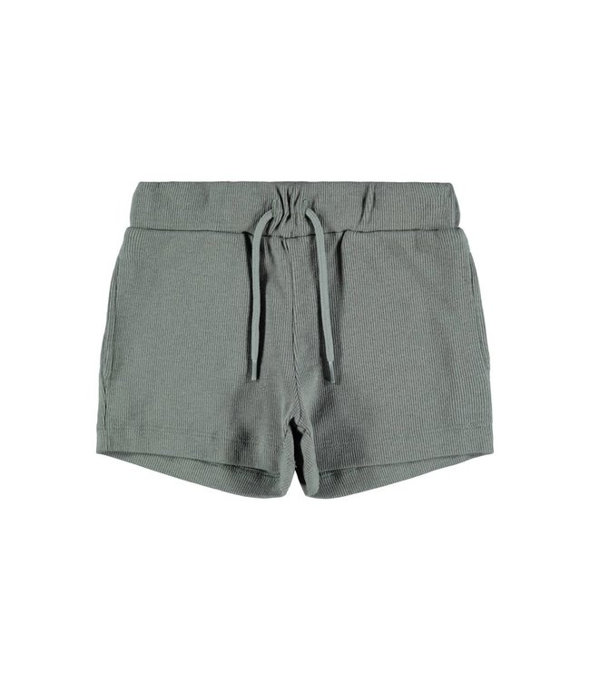 NMMHUXI shorts 13191445 - Castor Gray