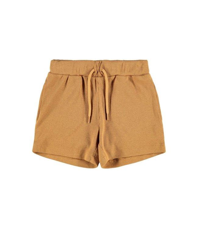 NMMHUXI shorts 13191445 - Brown Sugar