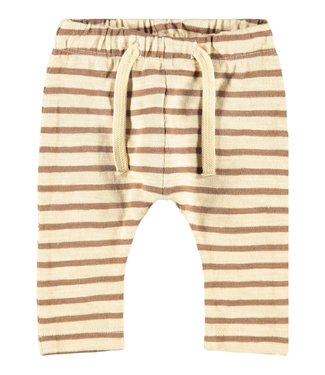Lil Atelier NBMEDDY Pants 13192075 - Semolina