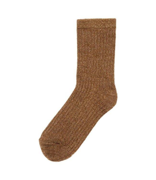 NMFROSIN Socks 13186155 - coffee
