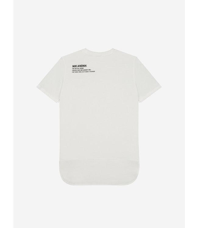 Robert T-Shirt 8735 offwhite