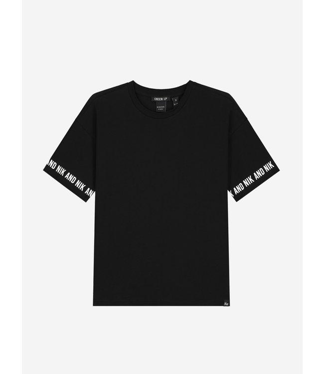 Regan T-Shirt 8800 black