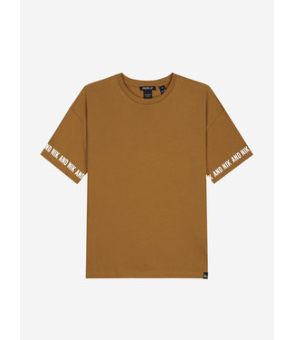 NIK & NIK Regan T-Shirt 8800 mustard