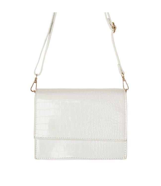 Bag Uptown Girl | white