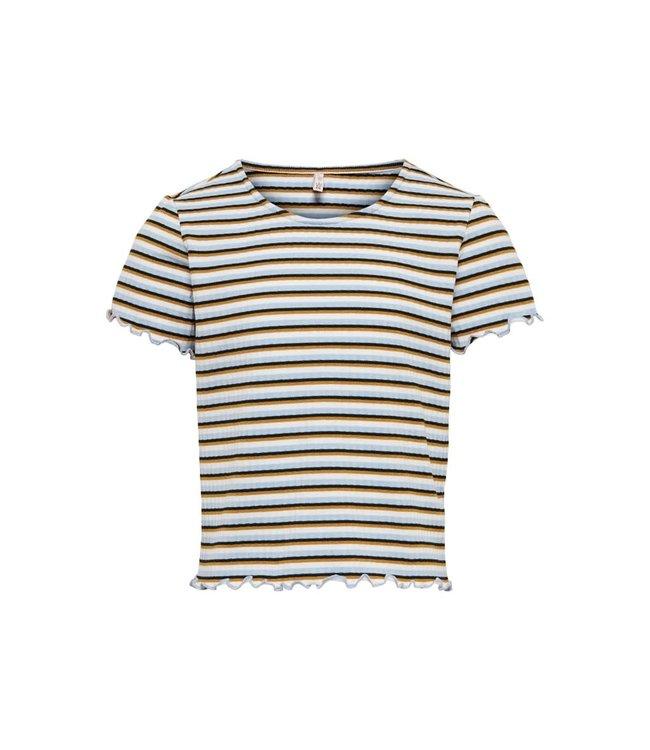 KONEMMA T-shirt 15240725 - blue