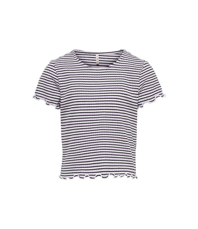 KONEMMA T-shirt 15240725 - lila