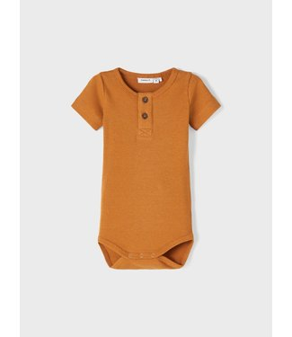 name it NBMHUXI Body s/s 13191439 - brown