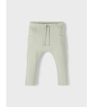 name it NBMHUXI Pants 13191441 - sage