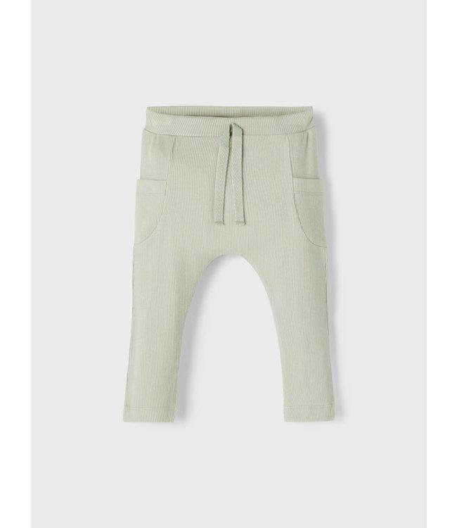 NBMHUXI Pants 13191441 - sage