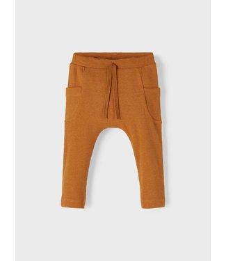 name it NBMHUXI Pants 13191441 - brown