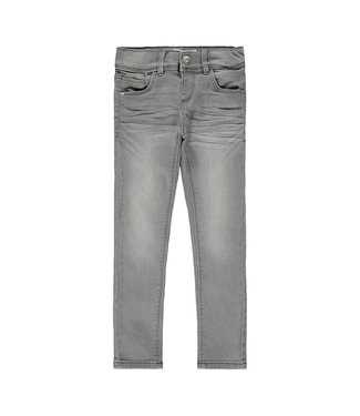 name it NKFPOLLY Skinny jeans 13177807 | light grey