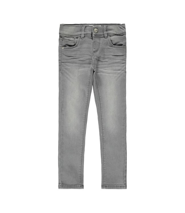 NKFPOLLY Skinny jeans 13177807   light grey