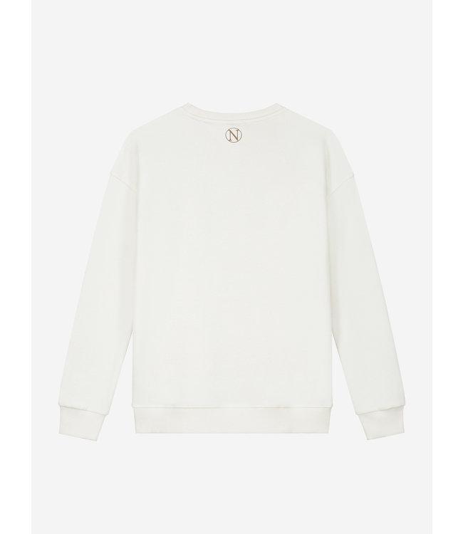 Keep Sweater 8-810 Vintage White