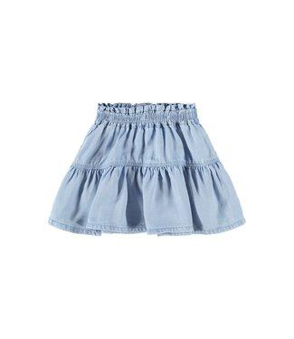 name it NMFBECKY Denim skirt 13189765