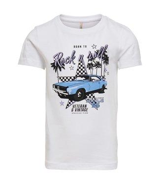KIDS ONLY KONMILEY T-shirt 15237711 - white