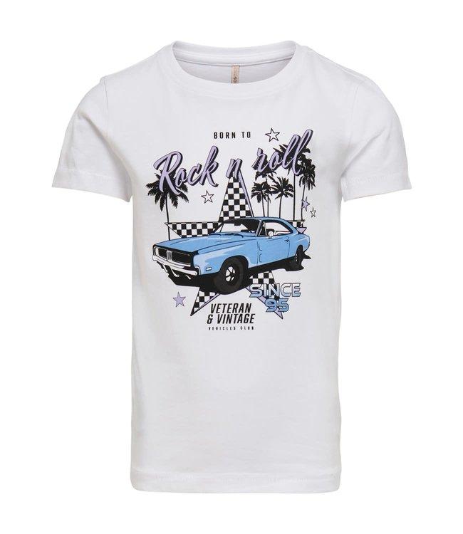 KONMILEY T-shirt 15237711 - white