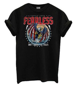 AZUKA Fearless (rock fit) – black