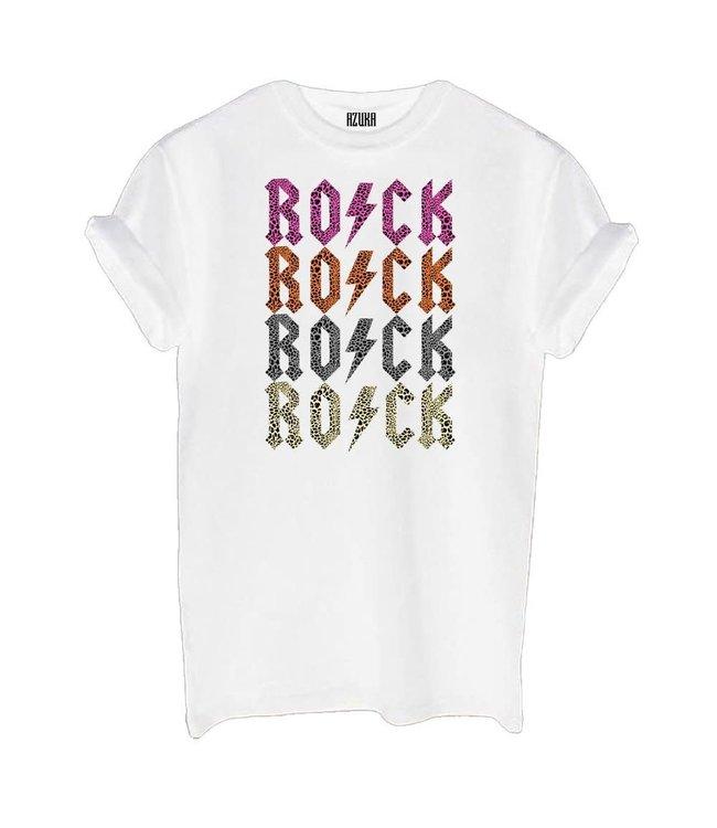 Rock (rock fit) – white