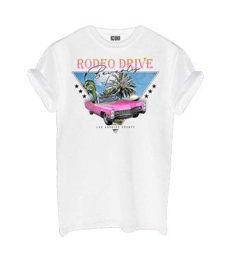 AZUKA Rodeo Drive (rock fit) – white