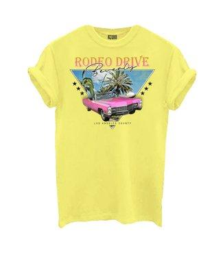 AZUKA Rodeo Drive (rock fit) - soft yellow