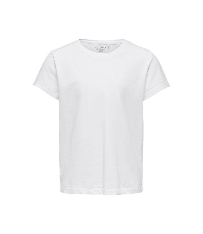 KONPURE S/S TOP 15186278 | white