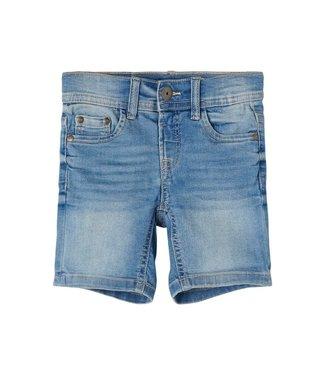 name it NMMSOFUS Shorts 13186127 - Light Blue