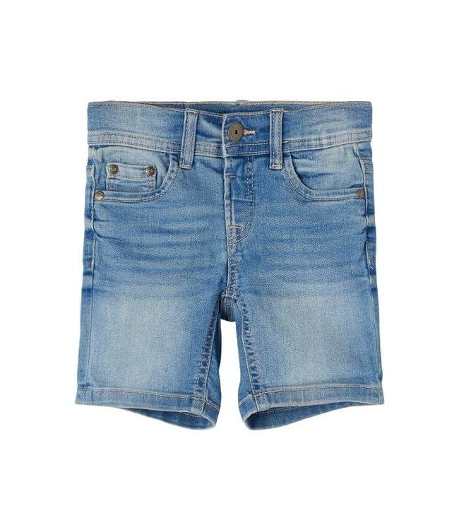 NMMSOFUS Shorts 13186127 - Light Blue