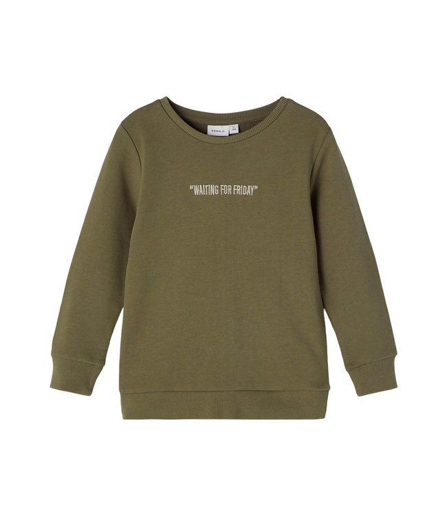 NMMKALLE Sweater 13194509 Stone Gray