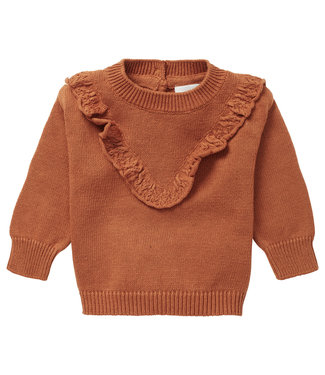Noppies Sweater Magrath 1410211 - Roasted Pecan
