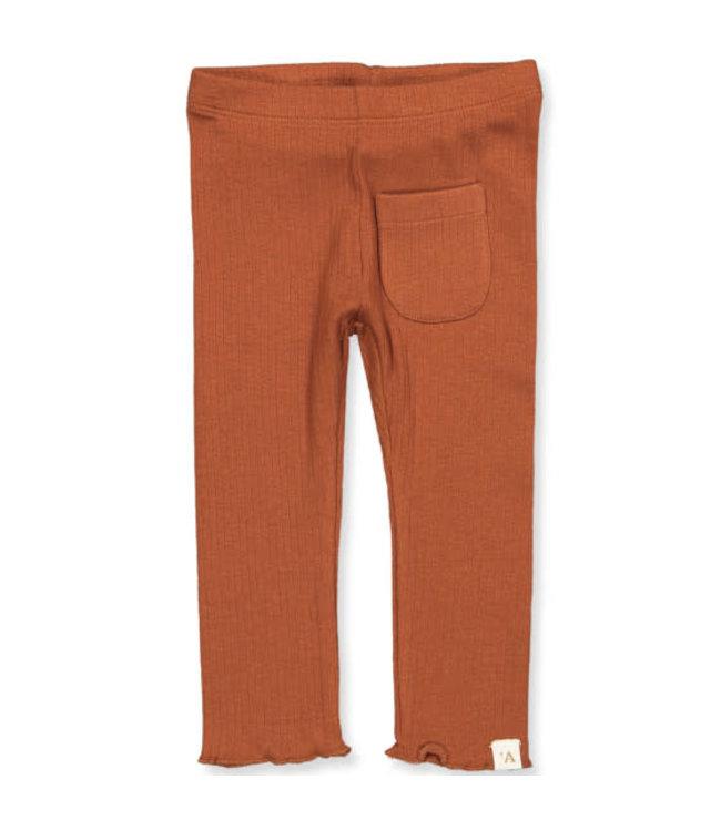 NBFISADORA Legging 13191073 - Ginger Bread