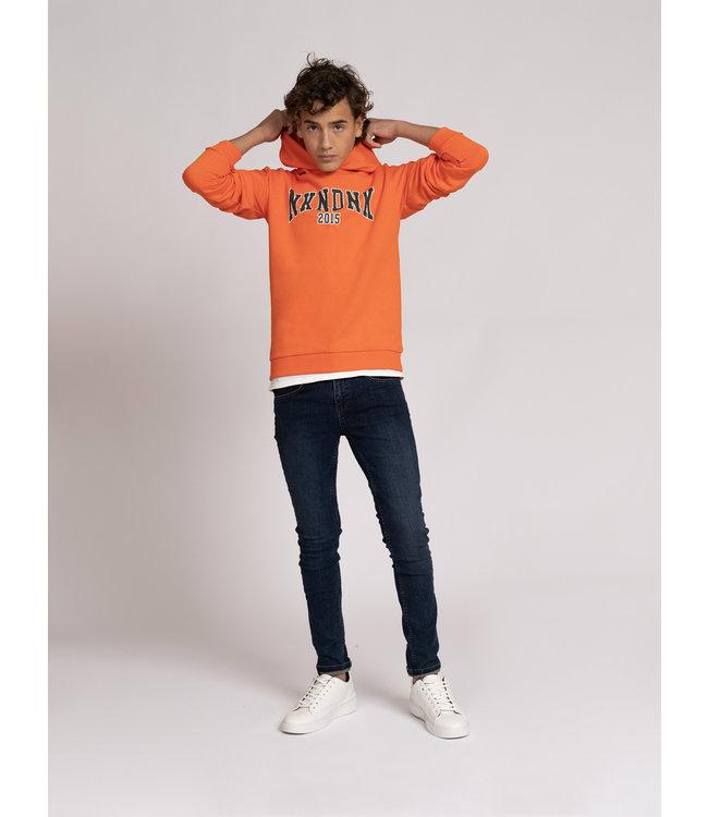 Richard Hoodie 8-743 Fire Orange