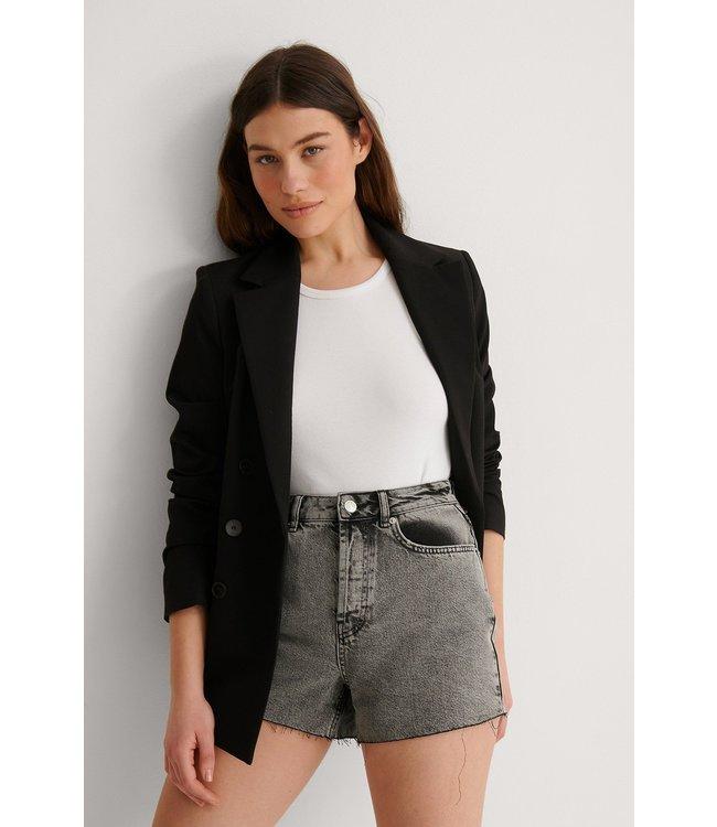 Vintage denim shorts 007558 - grey