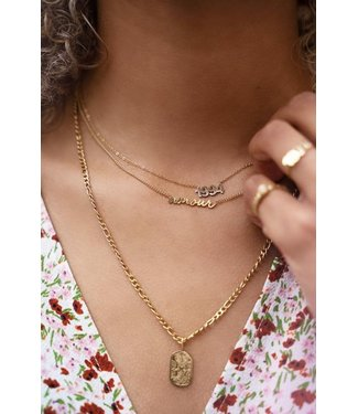 My Jewellery Ketting amour MJ03626 goud