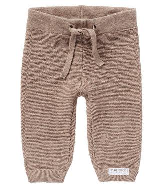 Noppies U Pants Knit Reg Grover 67405 Taupe Melange