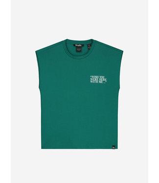 Nik&Nik Wish You T-Shirt G 8-954 Pine Green