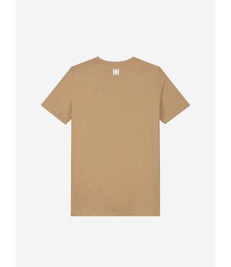 Nik&Nik Wesley T-Shirt B 8-006 Clay Beige
