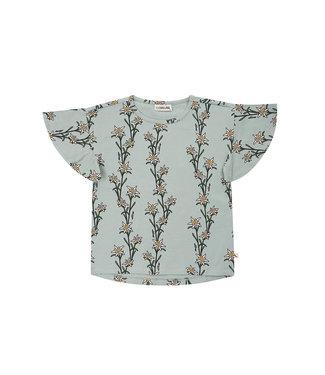 CarlijnQ Edelweiss - t-shirt butterfly sleeves EDE050