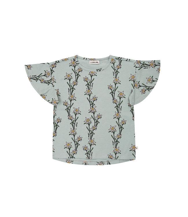 Edelweiss - t-shirt butterfly sleeves EDE050