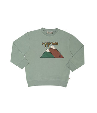 CarlijnQ Mountain Air – sweater wt print MOU099