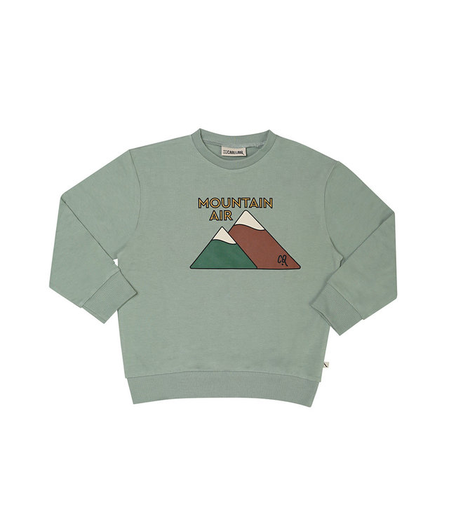 Mountain Air – sweater wt print MOU099