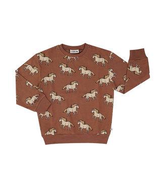 CarlijnQ Wild Horse - sweater WIH142