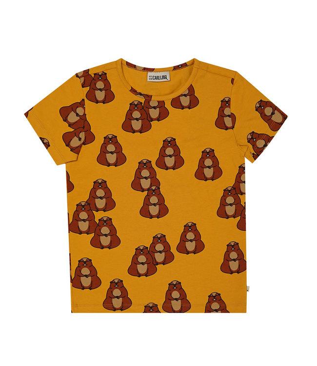Alpine Marmot - t-shirt ALM162