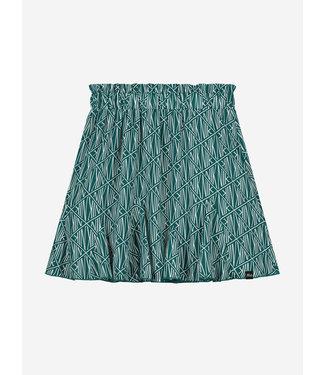 Nik&Nik Ilona Logo Skirt G 3-907 Pine Green