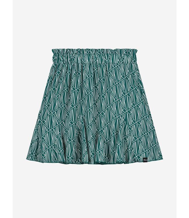 Ilona Logo Skirt G 3-907 Pine Green