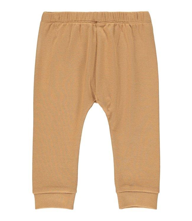 NBMGEO Pants 13195323 Tobacco Brown